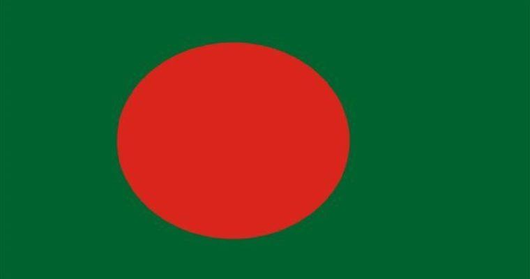 バングラデシュ国旗の赤丸がやや左寄りな理由