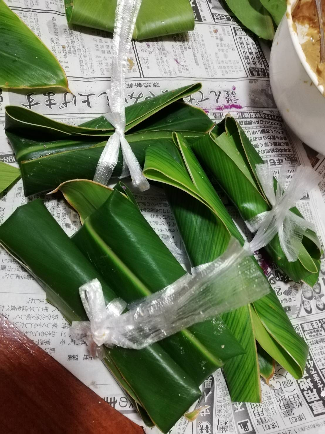 沖縄の伝統行事「ムーチー」