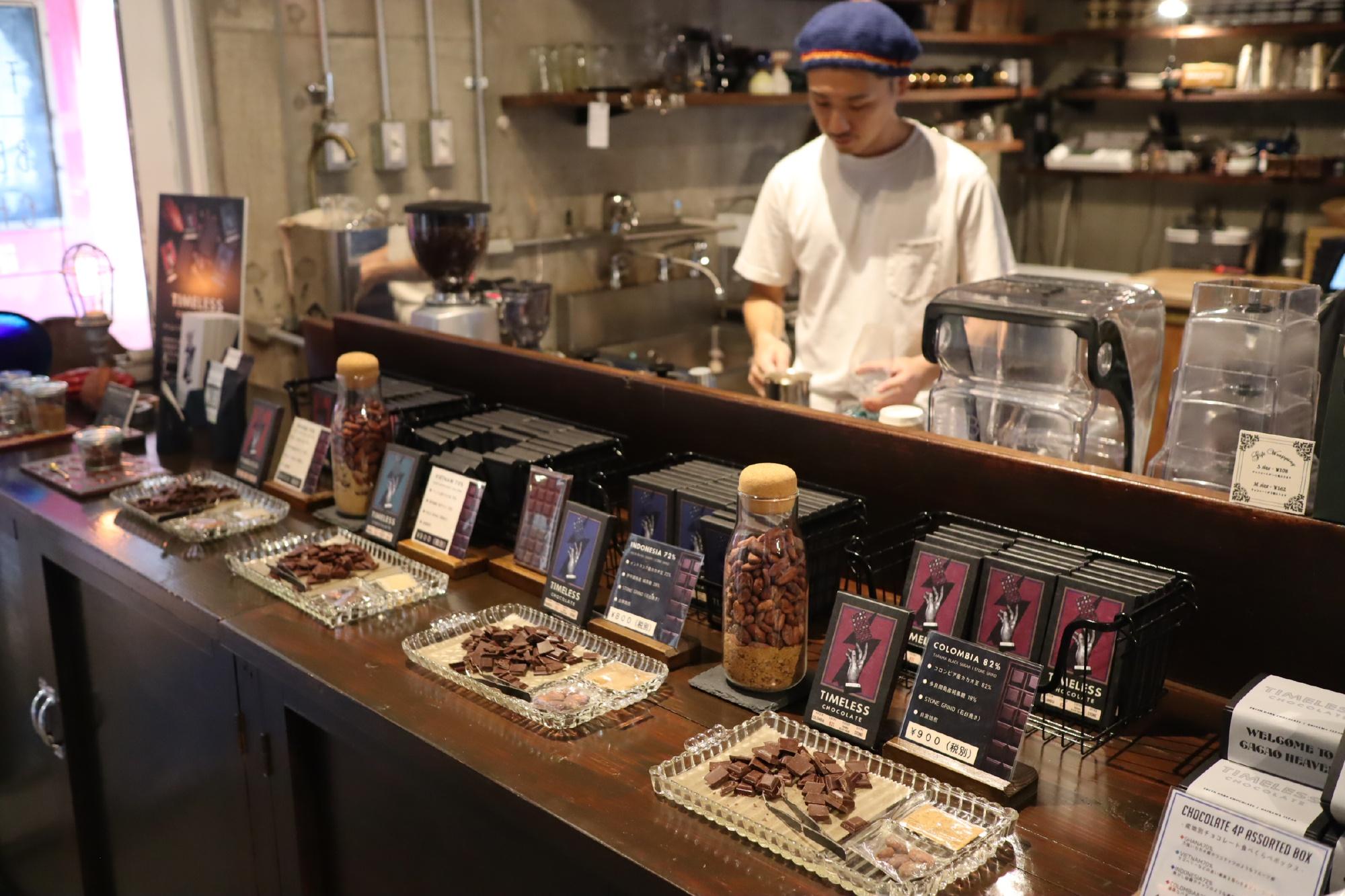 Timeless Chocolate@沖縄県北谷町