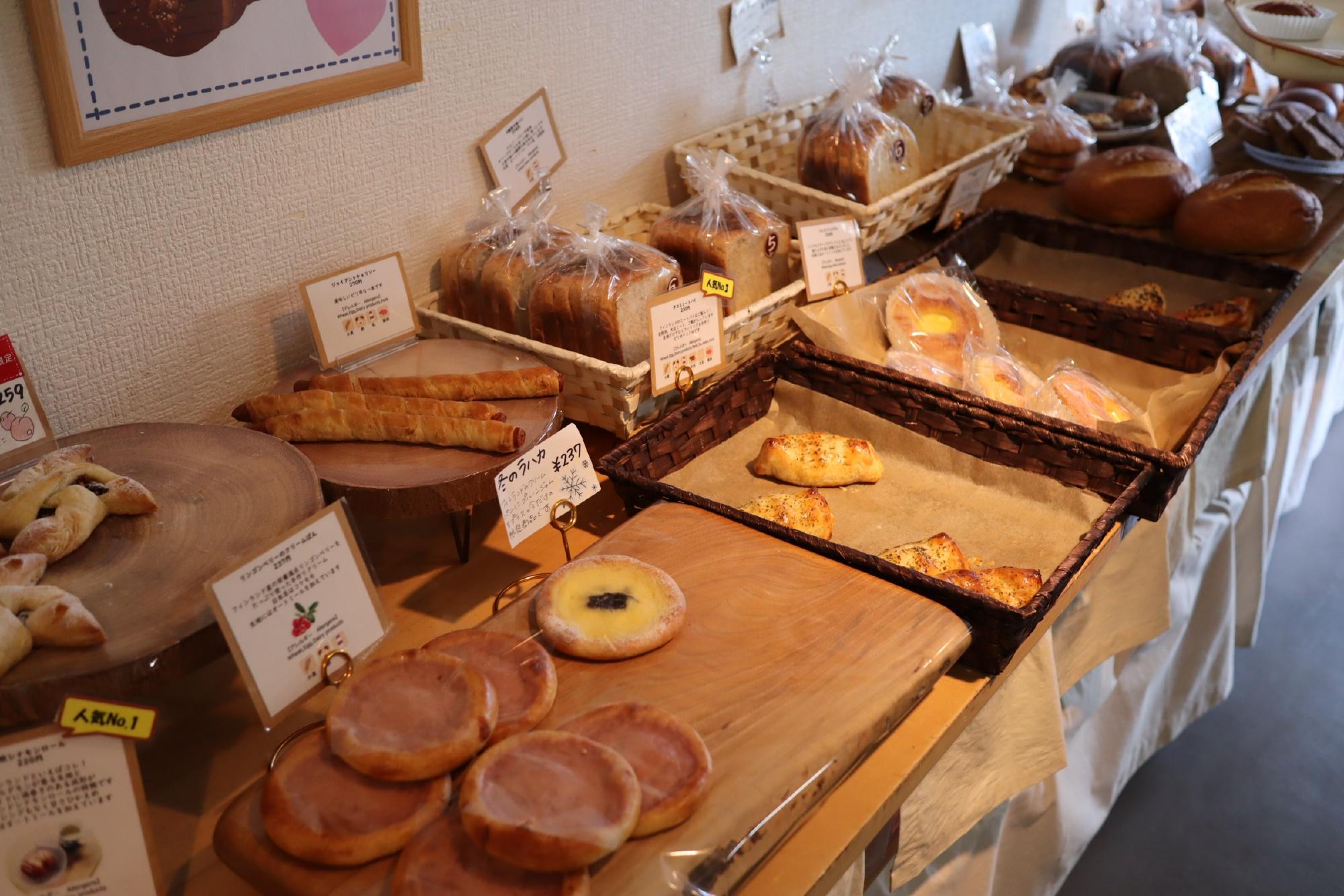 「フィンランドパンを日本で唯一食べられるお店」ライ麦ハウスベーカリー@神奈川県鎌倉市