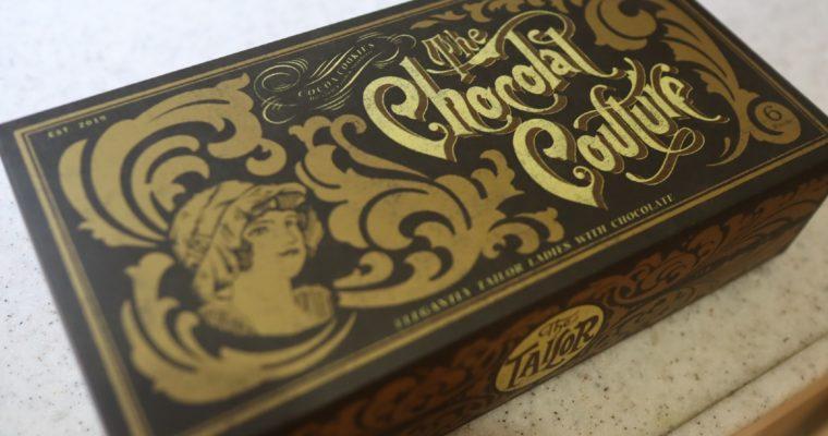 「上品な大人のチョコクッキー」THE TAILOR@大阪市北区