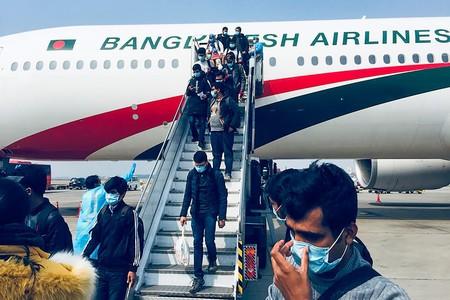 バングラ政府、武漢へのチャーター機第2便断念?-ビマン乗員が中国行き拒否で-