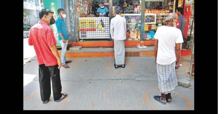 バングラでの新型コロナウイルス感染防止対策