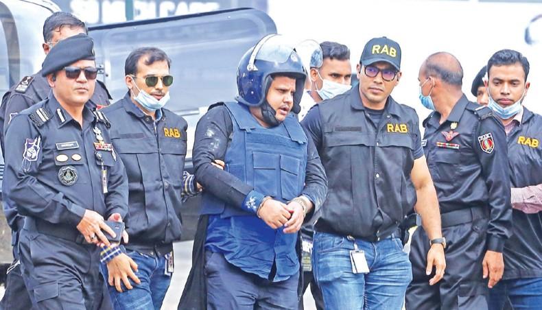 偽の「コロナ陰性証明書」問題、女装で逃亡中の病院経営者を逮捕、バングラデシュ警察