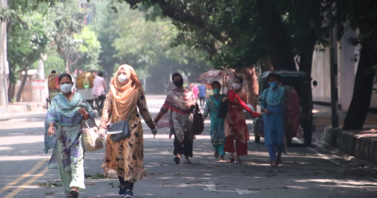 バングラデシュの平均寿命が72.6歳に上昇