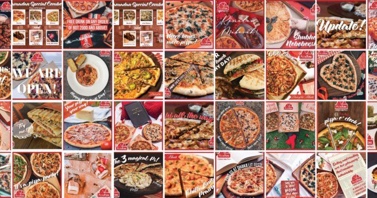 「ダッカで間違いないピザ」Pizza Roma@ダッカ・グルシャン