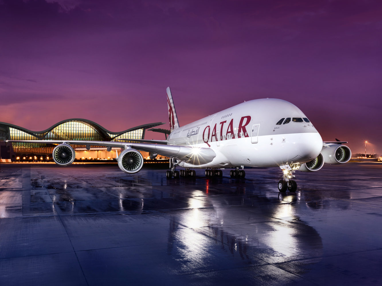 カタール航空、バングラデシュ出発の乗客にPCR検査義務付け、8月13日から