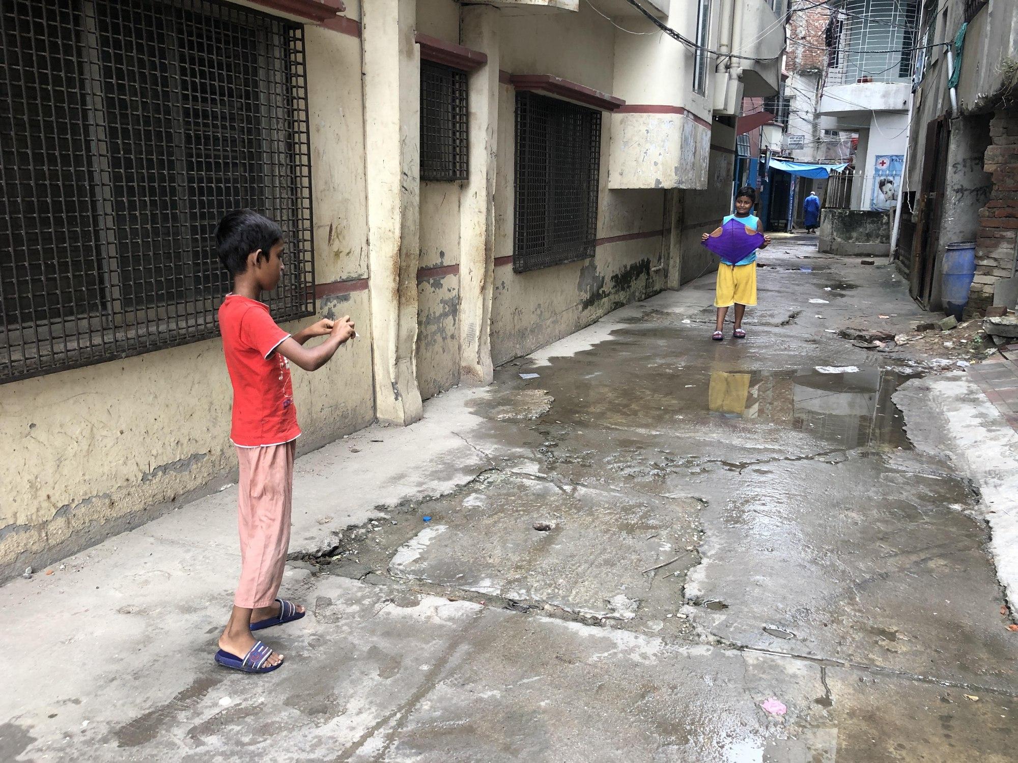 バングラデシュ、コロナ禍で「凧揚げ」が流行!?