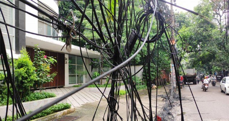 バングラデシュでのインターネットケーブル撤去問題、18日からの毎日3時間切断を延期に