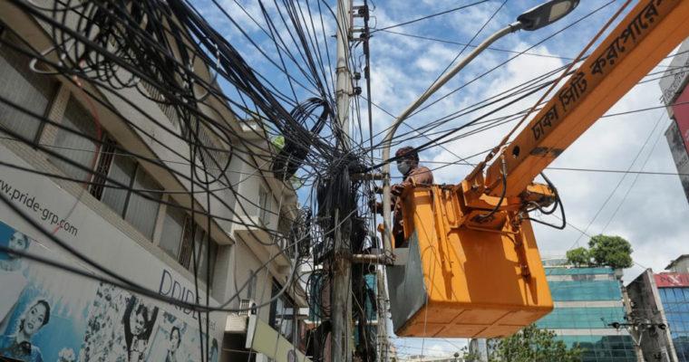 バングラデシュ、18日からインターネット回線を毎日3時間切断へ