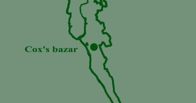 コックスバザールで麻薬密輸業者と銃撃戦、国境警備隊員2人が負傷
