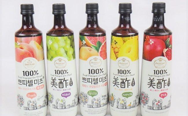バングラデシュで、韓国の美容ドリンク「美酢(ミチョ)」がマイブーム!!