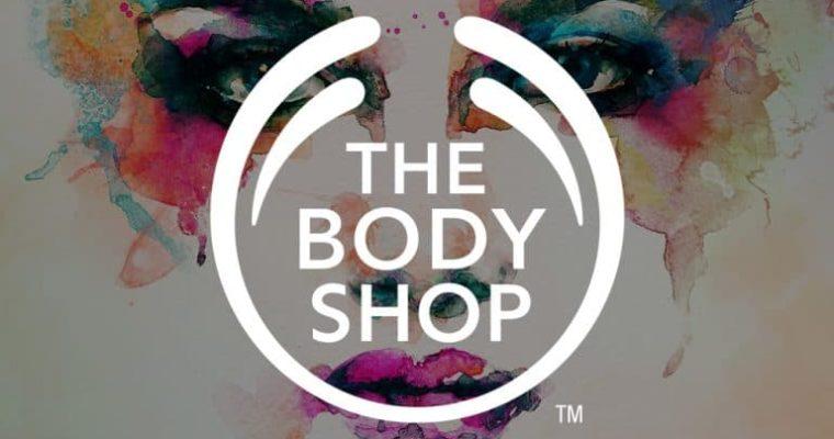 「バングラで世界的に有名な自然派化粧品メーカーを発見!!」THE BODY SHOP@ダッカ