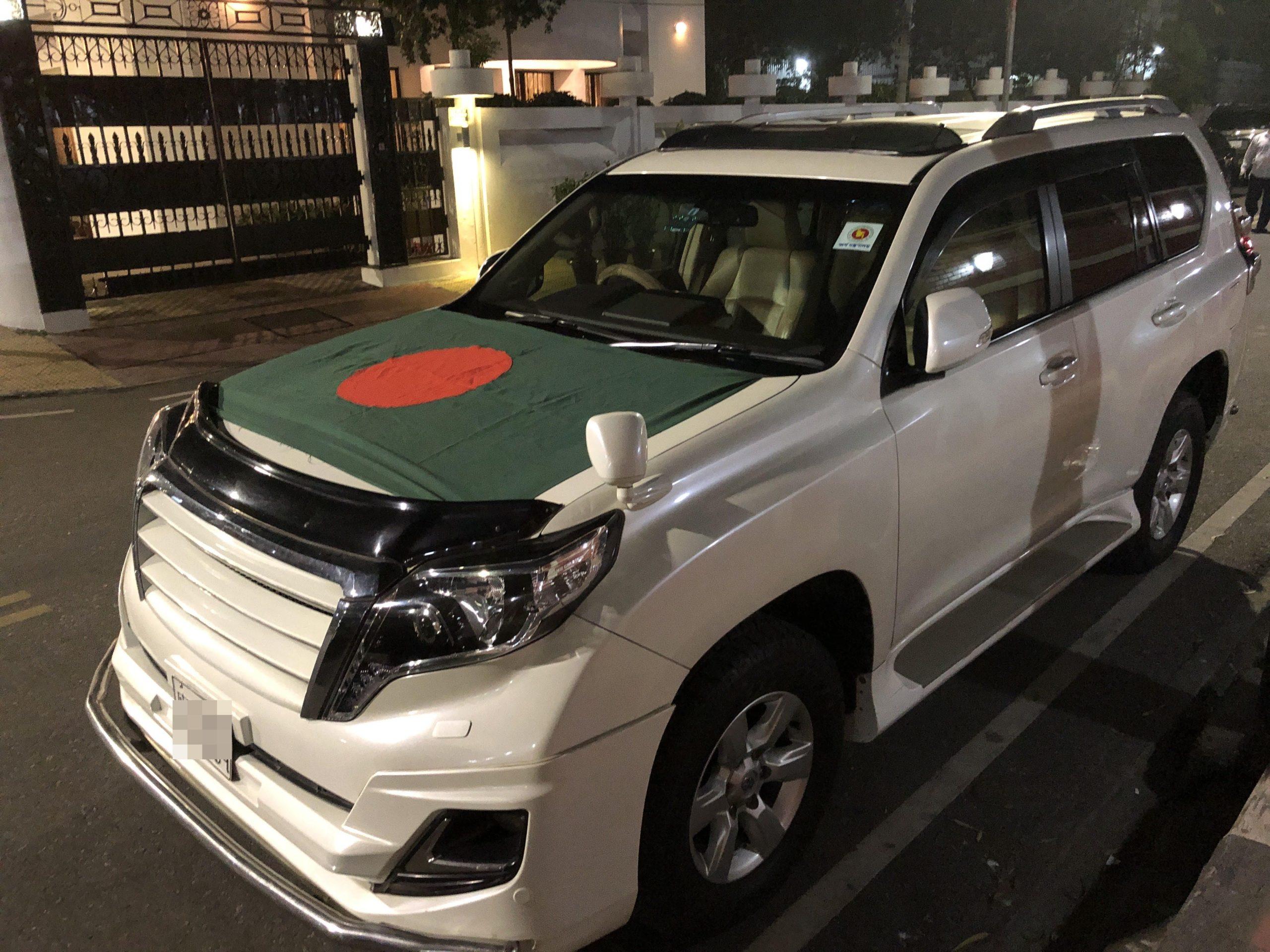 今日は、バングラデシュの祝日「Victory Day」♪