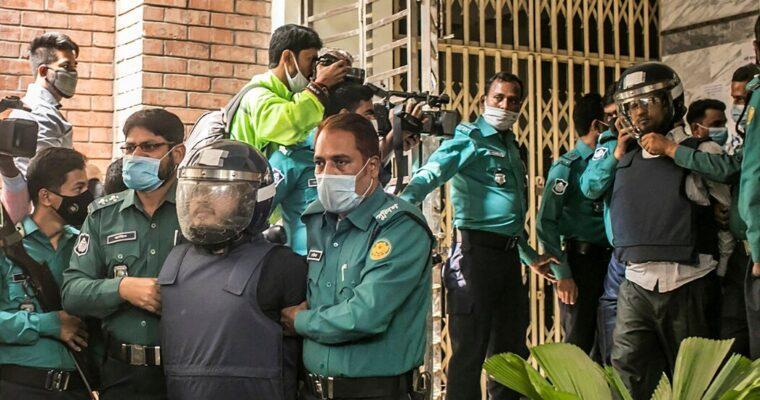 2015年にバングラデシュで発生した米国人ブロガー殺人事件、過激派5人に死刑判決