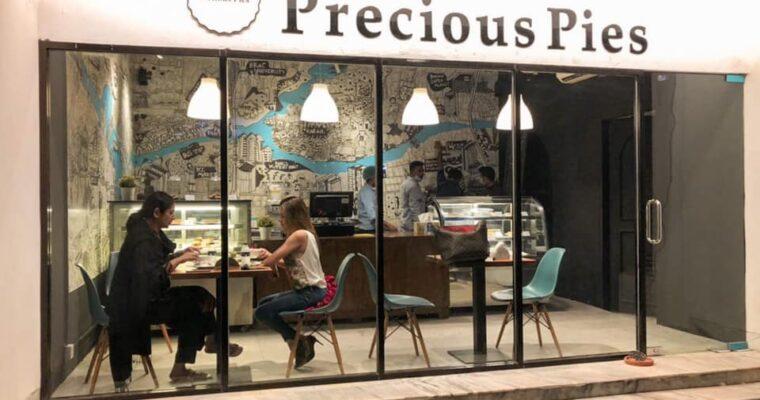「3月10日に待望の店舗がオープン!」Precious Pies@ダッカ市グルシャン