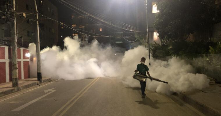 バングラデシュ、3月の蚊事情