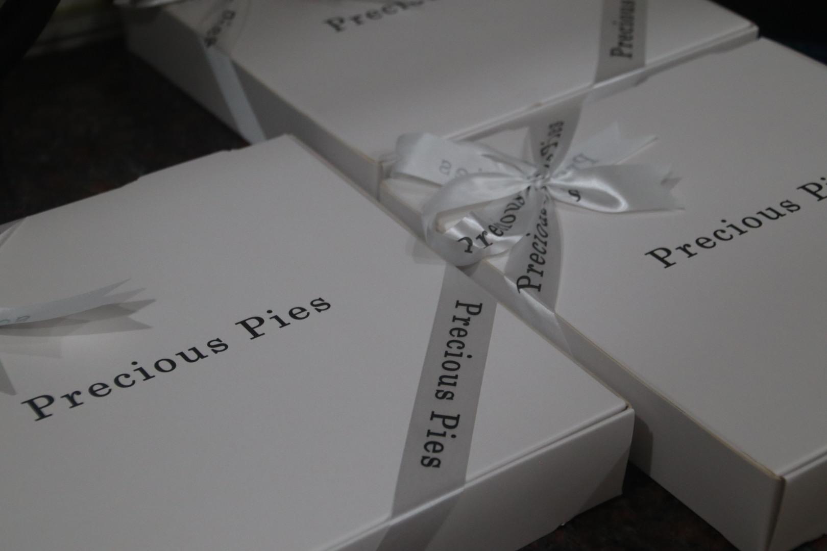 「アップルパイだけでなく、キッシュも美味しい!!」Precious Pies@ダッカ市グルシャン
