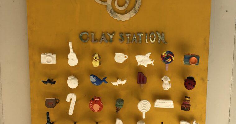 「ダッカで陶芸体験ができる!!」Clay Station@ダッカ