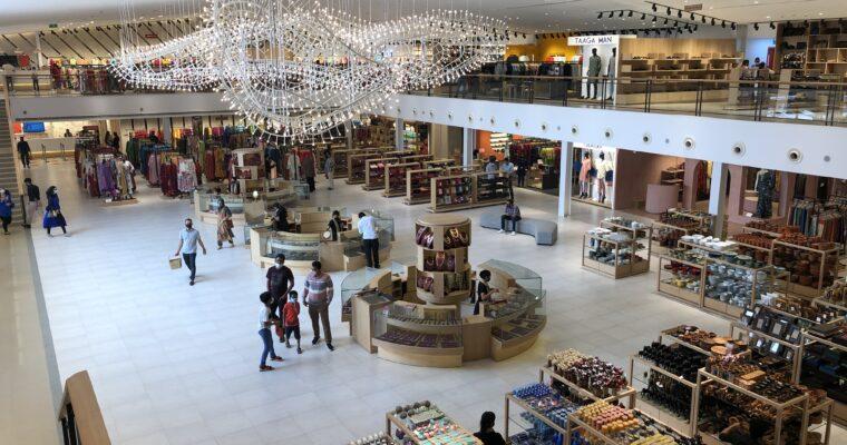 「バングラで一番テンションが上がる人気雑貨店」Aarong(アーロン)@ダッカ市テズガオン
