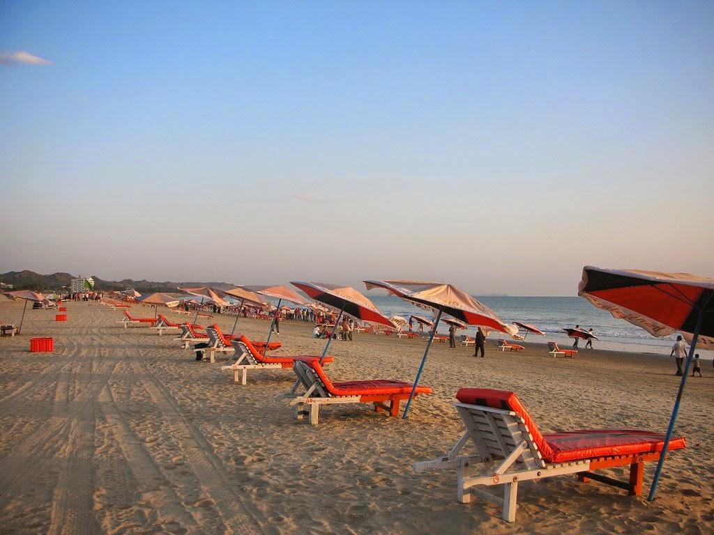 アジアの人気ビーチトップ25、コックスバザールの「世界最長のビーチ」が7位にランクイン!!