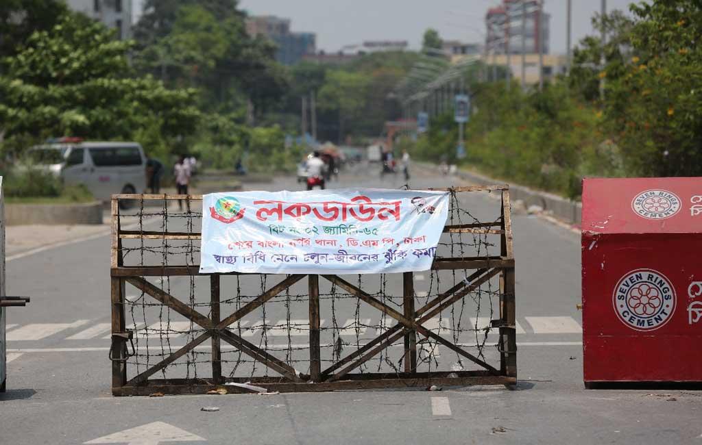 バングラデシュのロックダウン、更に1週間延長へ