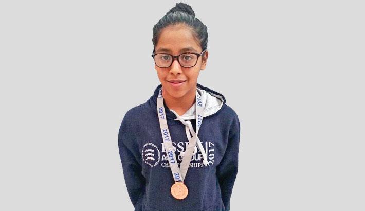 バングラデシュの女性水泳選手、東京五輪出場が内定