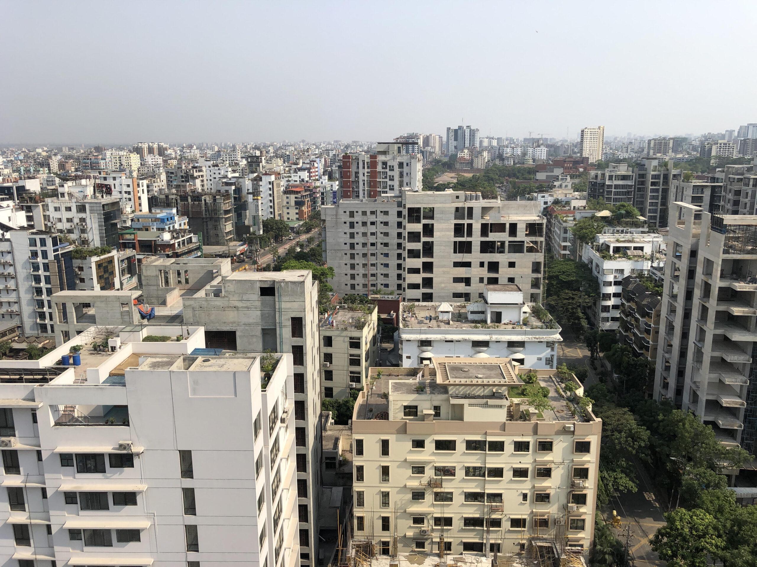 ダッカは、「世界で住みやすい都市」ワースト4位
