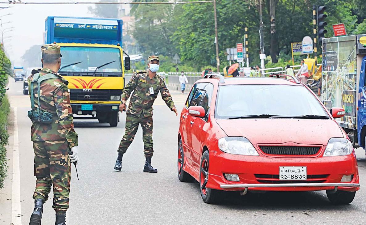 バングラデシュで7月1日から「ハードロックダウン」始まる!