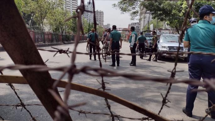 バングラデシュのハードロックダウンが1週間延長に